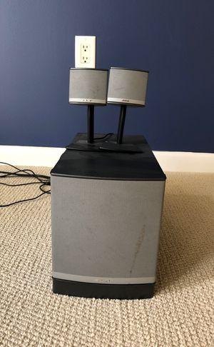 Bose Companion 3 Series II Speakers for Sale in Washington, DC