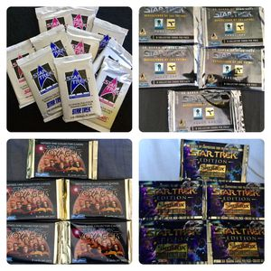Star Trek various booster packs ask for pricing for Sale in Downey, CA