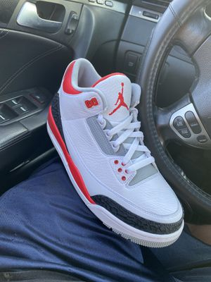 Jordan 3s retro for Sale in Perris, CA