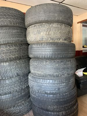 CHEAP USED CAR & TRUCK TIRES FOR SALE!!!!!! for Sale in Chester, VA