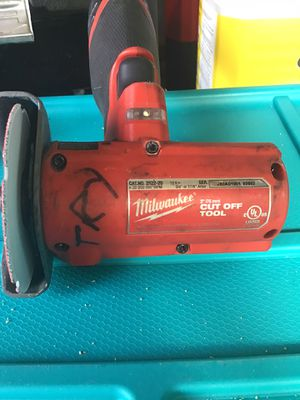 Milwaukee M12 Cutoff Tool for Sale in Panama City, FL