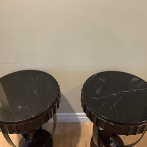 Marble End Tables for Sale in Snoqualmie, WA