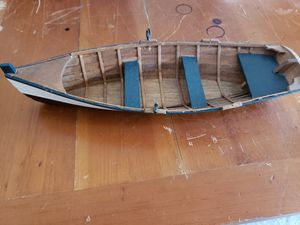 Model rowboat for Sale in Norfolk, VA