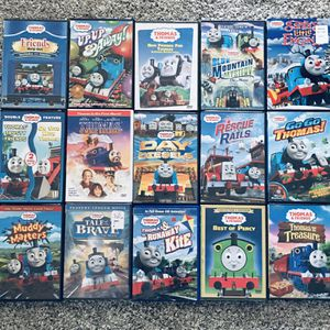 Thomas and Friends DVD Collection Lot for Sale in Fontana, CA