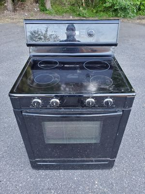 Bosch black electric stove good working conditions for Sale in Wheat Ridge, CO