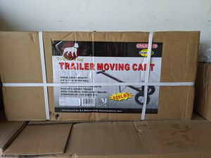 Trailer moving cart 600 lbs for Sale in Norwalk, CA