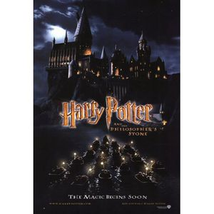 Harry Potter Movie Theater Poster! for Sale in Traverse City, MI