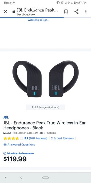 JBL Bluetooth , headphones and a Bluetooth JBL Charge 4 for Sale in La Porte, IN