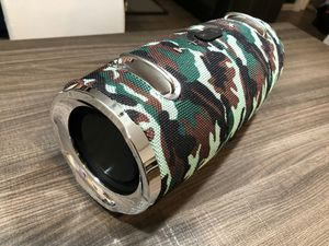Brand new big loud Powerful bluetooth wireless speaker stereo splashproof power bank for Sale in Davie, FL