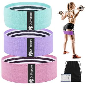 3 Set Fabric Exercise Workout Bands for Sale in Ukiah, CA