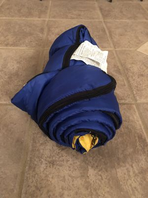 Blue Sleeping Bag for Sale in Mesa, AZ