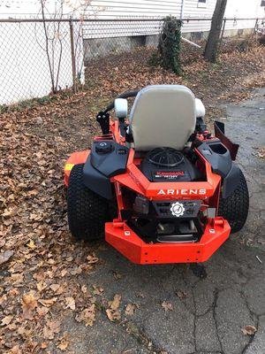 Ariens Apex 25-HP V-twin Dual Hydrostatic 60-in Zero-turn lawn mower,60 in. 25 HP Kohler 7000 Series Twin Gas Hydrostatic Zero-Turn for Sale in Ashland, MA