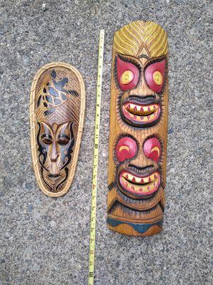 Tiki masks for Sale in Olympia, WA