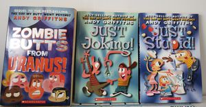 Just Joking Young Reader Novel Series for Sale in Millbrae, CA