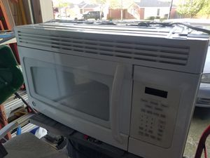 Over the range microwave for Sale in Dallas, TX