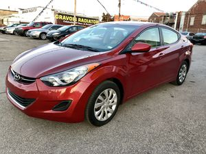 2013 Hyundai Elantra one owner 100.000 miles comes with inspections for Sale in St. Louis, MO