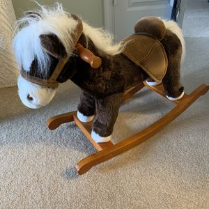 Kids Dan Dee Collector's Choice Rocking Horse for Sale in Clifton, VA