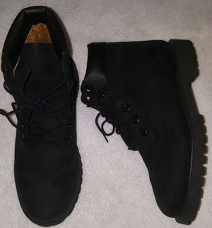 """Timberlands boots """"Black suede""""/ Sz 5.5 for Sale in College Park, GA"""