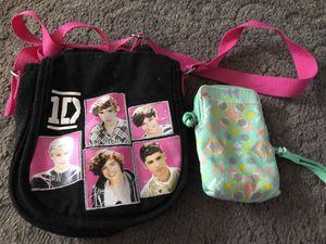 Kid One Direction Bag & Spring Wallet for Sale in Rockville, MD