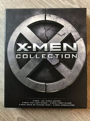X-men 6 movie Collection Blu Ray for Sale in Bremerton, WA