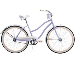 Beautiful Purple huffy beach cruiser bike !! for Sale in Eddington, ME