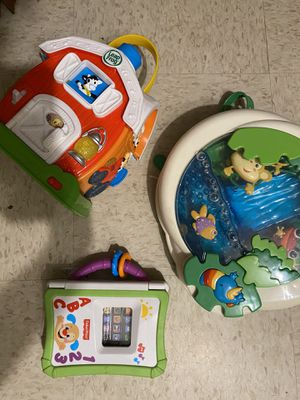 Baby toys farm /lullaby /iPod kids cover for Sale in Melrose Park, IL