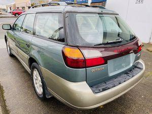 2001 Subaru Legacy Outback for Sale in Kent, WA