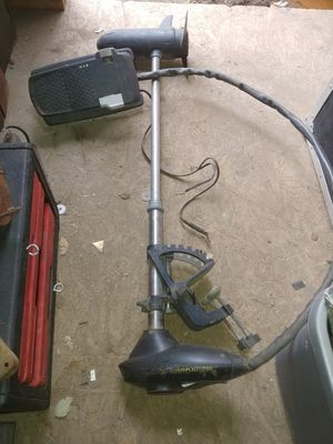 Trolling motor hands free for Sale in Lake Elsinore, CA