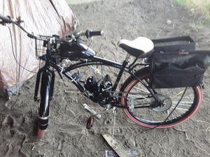 80cc motorized bike beach cruiser 26in for Sale in Portland, OR