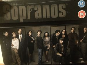 SOPRANOS COMPLETE SERIES for Sale in Winston-Salem, NC