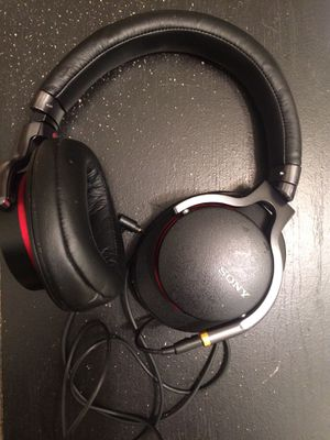 Sony Mdr-1a Headphones for Sale in Richardson, TX