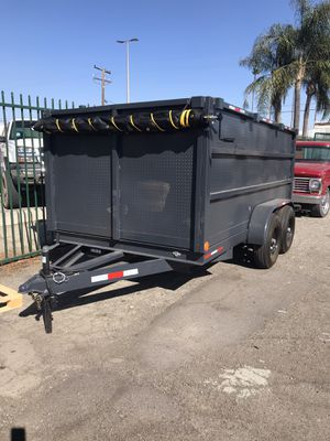 Dump trailer for Sale in Bloomington, CA