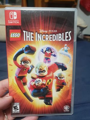 Nintendo Switch The Incredibles for Sale in Denver, CO