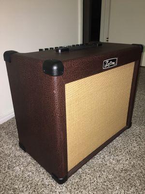 Acoustic /electric guitar amp KUSTOM Sienna 65. 65 W 12 inch speaker for Sale in Nashville, TN