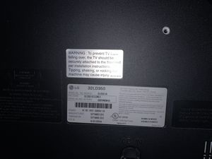 LG 27inch TV for Sale in Chandler, AZ