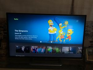 40 inch Vizio smart tv for Sale in Pawtucket, RI