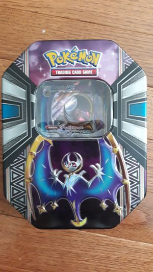 Pokemon Trading Cards + Tin for Sale in Raleigh, NC