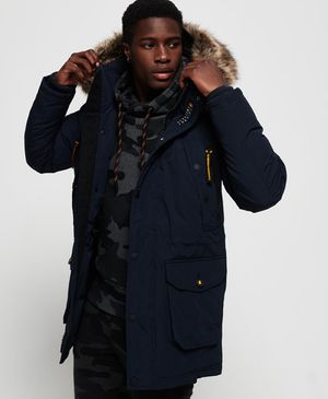 Down Parka Jacket, Superdry Premium for Sale in Cleveland, OH