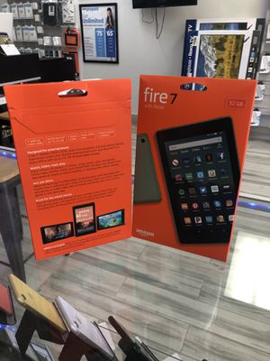 Amazon fire 7 tablet 32GB for Sale in Sanford, FL