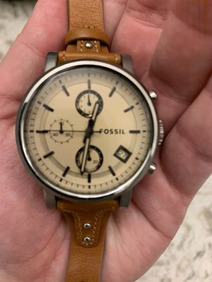 Fossil Watch- Barely worn! for Sale in Lexington, KY