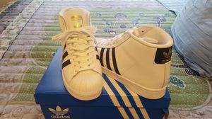 Adidas high tops, size 10 for Sale in Columbus, OH