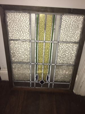 Stain glass window art for Sale in Atlanta, GA