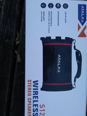 Nice Bluetooth speaker Extremely Loud for Sale in Kingsport, TN