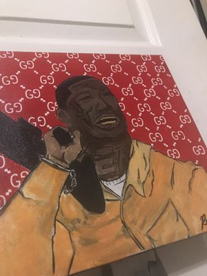 Gucci painting for Sale in Pittsburgh, PA