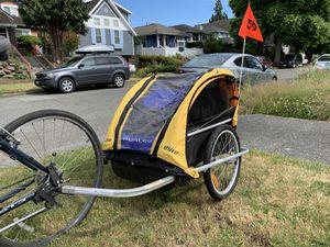 Burley D'lite Bike Trailer for Sale in Seattle, WA
