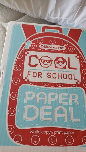 Printing paper for Sale in San Angelo, TX