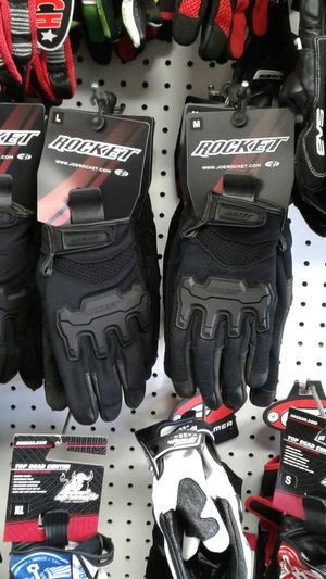 Control rocket motorcycle gloves with TouchSmart technology for Sale in Los Angeles, CA