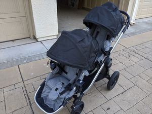 Baby Jogger City Select Double Stroller for Sale in Milpitas, CA