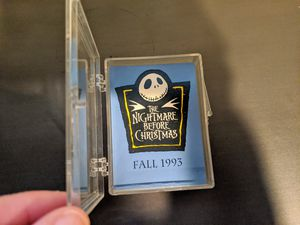 Nightmare Before Christmas Skybox trading cards for Sale in Vancouver, WA
