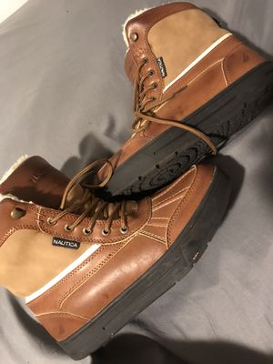 Nautica boots unisex for Sale in Hammond, IN